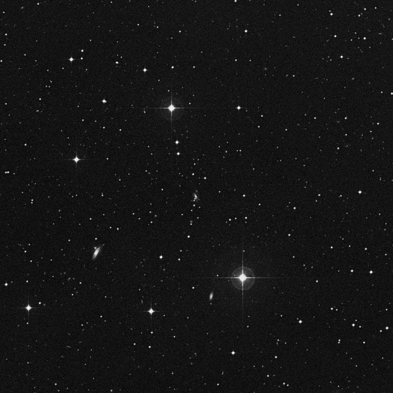 Image of IC 4363 - Spiral Galaxy star