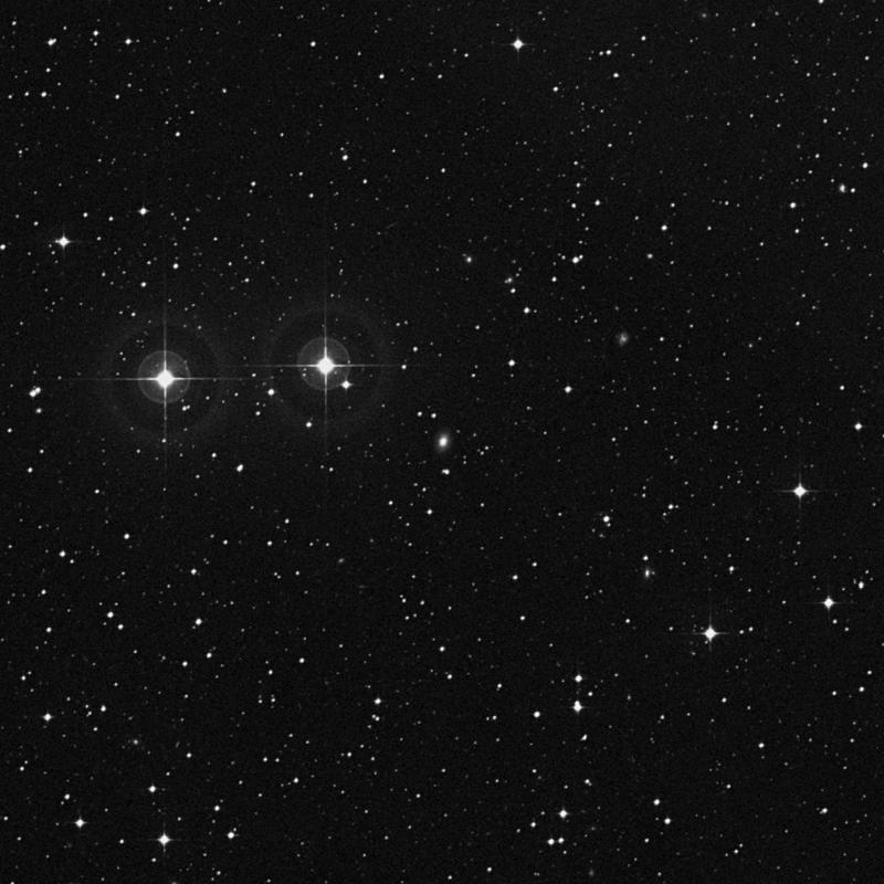 Image of IC 4476 - Lenticular Galaxy in Libra star