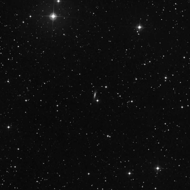 Image of IC 4660 - Spiral Galaxy in Ursa Minor star