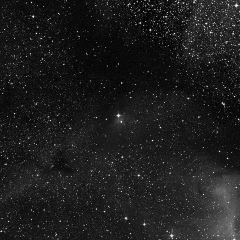 Image of IC 4678 - Nebula star