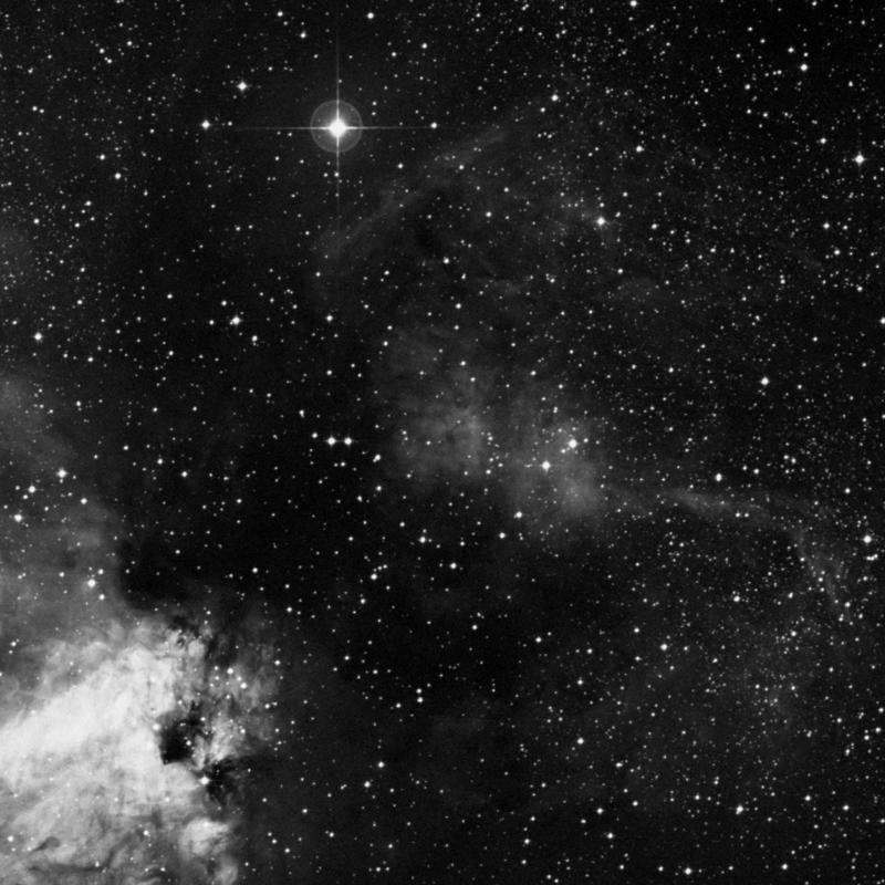 Image of IC 4707 - Nebula star