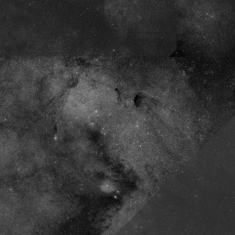 Image of Messier 24 (Small Sagittarius Star Cloud) - Association of Stars star