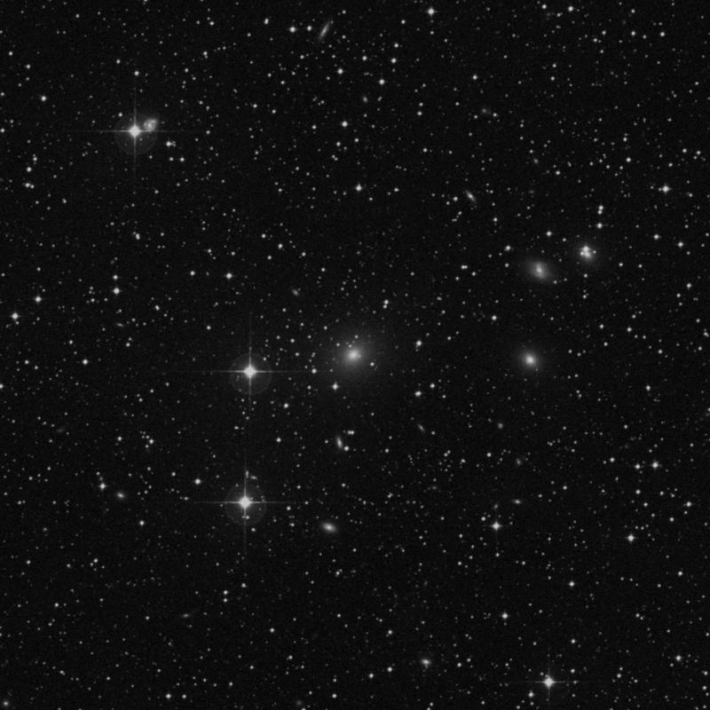 Image of IC 4931 - Elliptical Galaxy star
