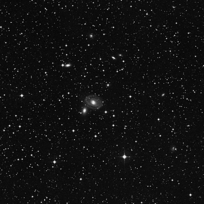 Image of IC 5057 - Star in Aquarius star