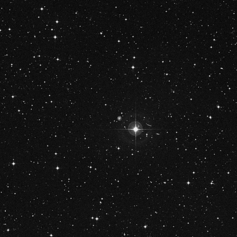 Image of IC 5126 - Galaxy in Aquarius star