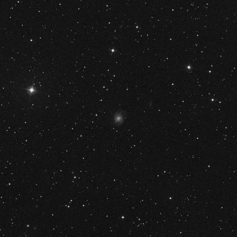 Image of IC 512 - Intermediate Spiral Galaxy star