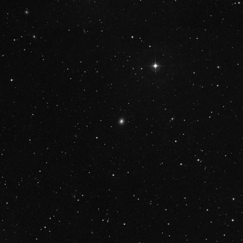 Image of IC 522 - Lenticular Galaxy in Ursa Major star