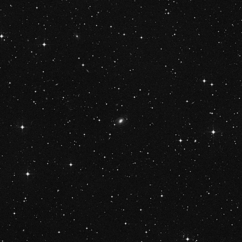 Image of IC 553 - Barred Spiral Galaxy star