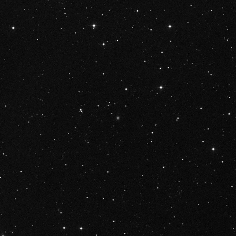 Image of IC 576 - Lenticular Galaxy in Leo star