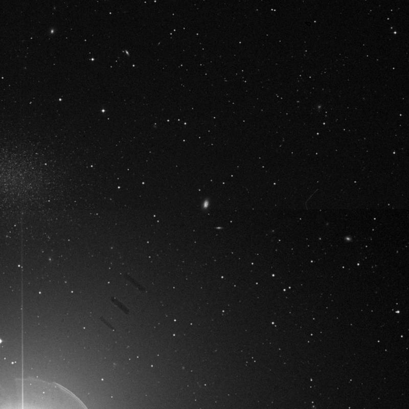 Image of IC 591 -  Galaxy in Leo star
