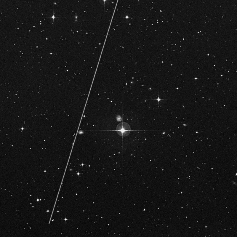 Image of IC 592 - Spiral Galaxy star