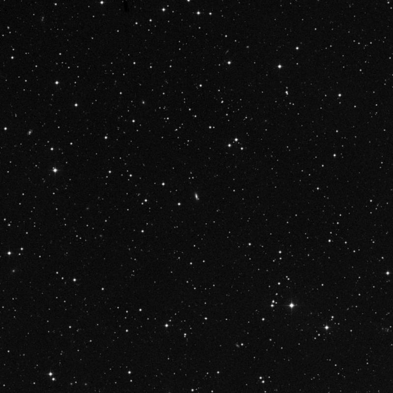 Image of IC 5161 - Spiral Galaxy in Pegasus star
