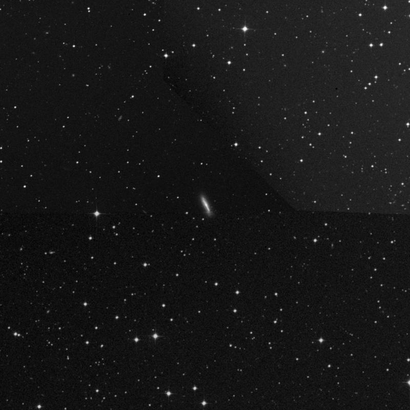 Image of IC 5170 - Barred Spiral Galaxy in Grus star