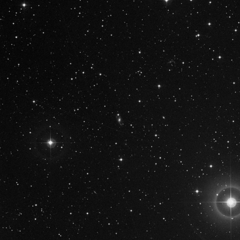 Image of IC 5177 - Barred Spiral Galaxy star