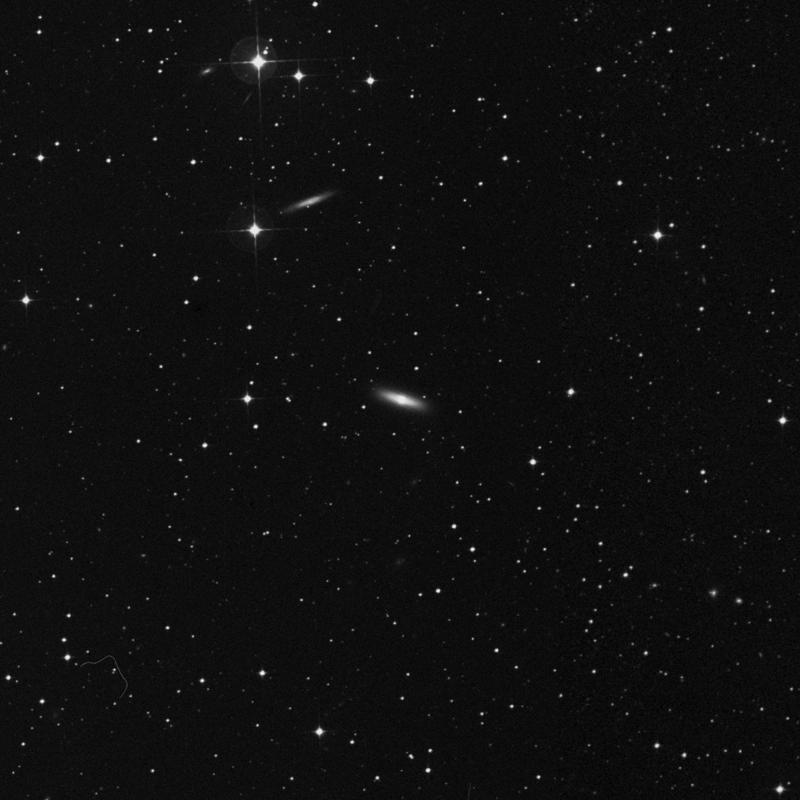 Image of IC 5181 - Lenticular Galaxy in Grus star