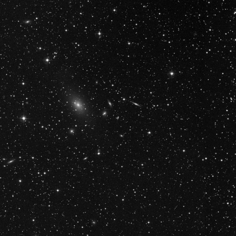 Image of IC 5192 - Galaxy in Lacerta star
