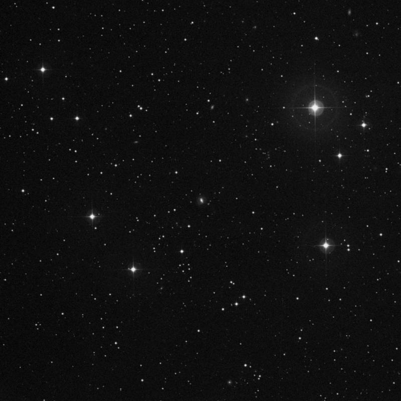 Image of IC 5298 -  Galaxy in Pegasus star