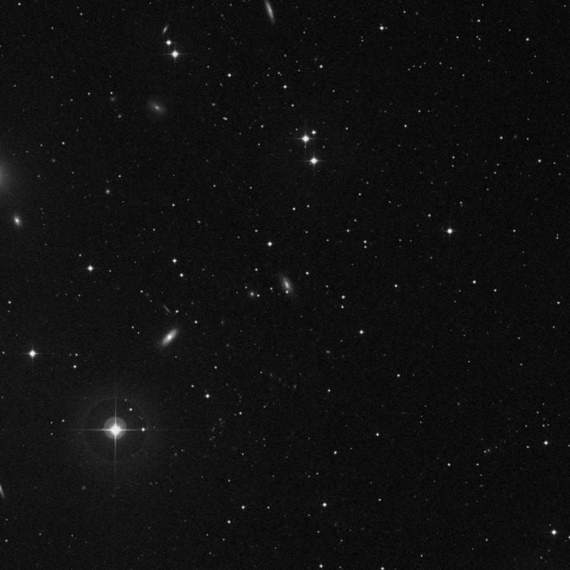 Image of IC 5309 - Spiral Galaxy in Pegasus star