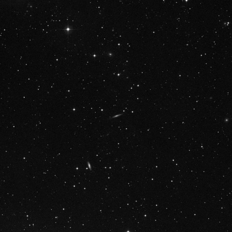 Image of IC 5329 - Spiral Galaxy in Pegasus star