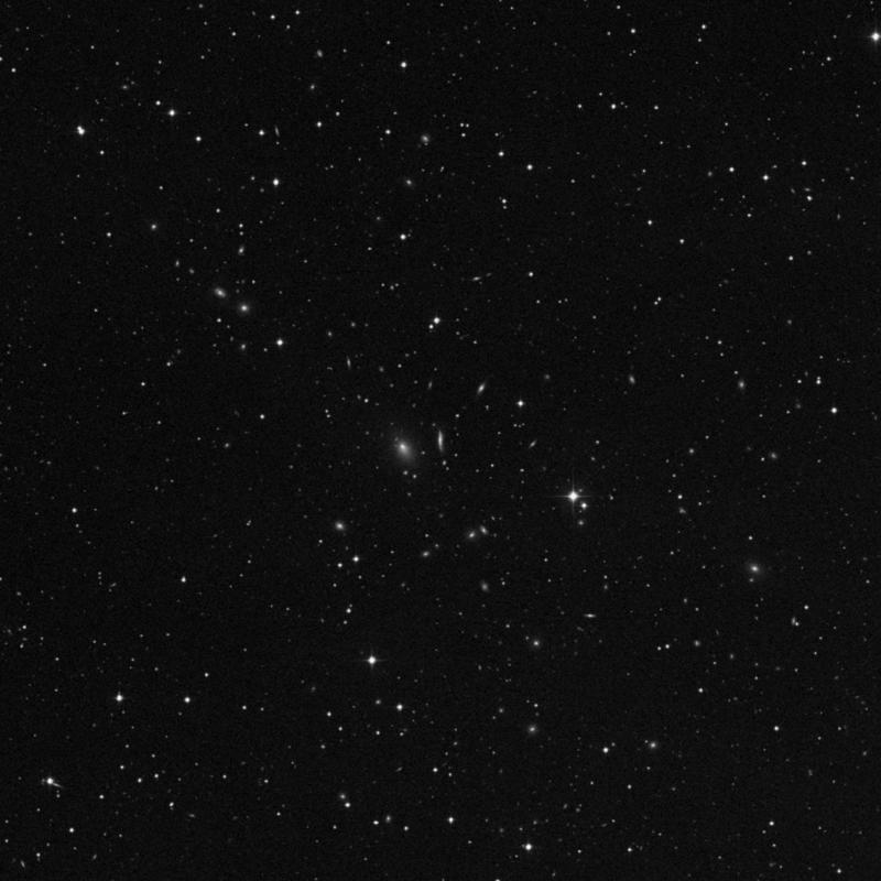 Image of IC 5337 - Spiral Galaxy in Pegasus star