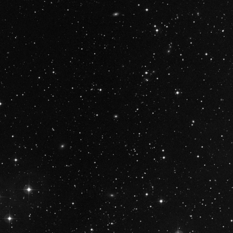 Image of IC 5346 - Galaxy in Pegasus star