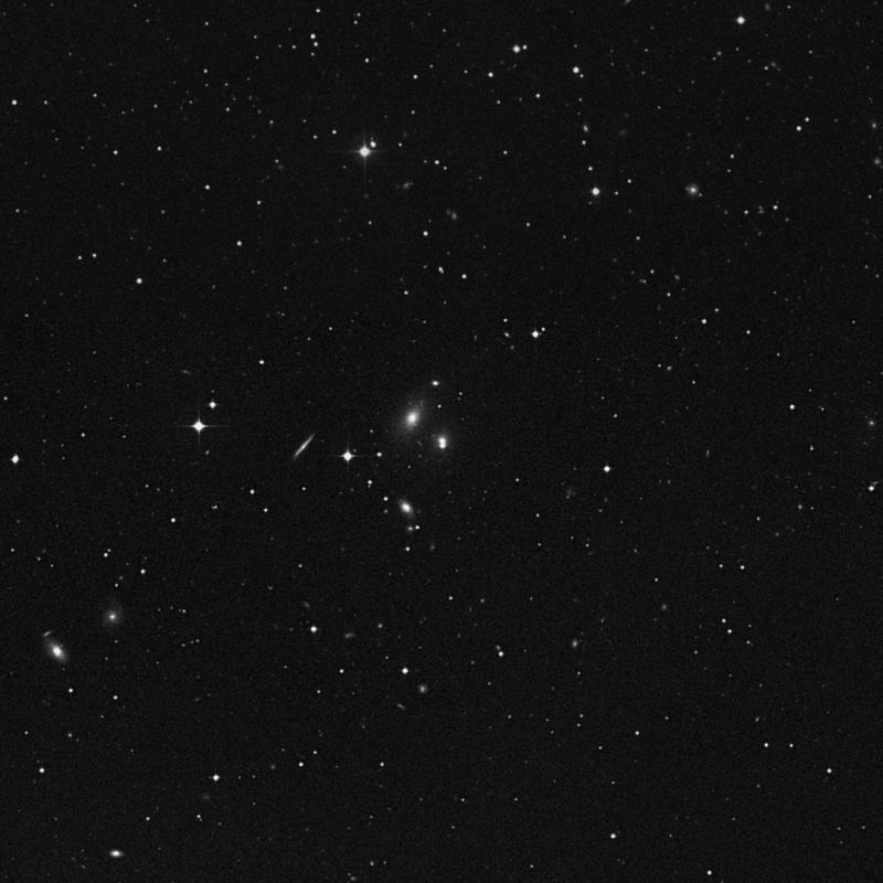 Image of IC 5351 - Elliptical Galaxy in Pisces star
