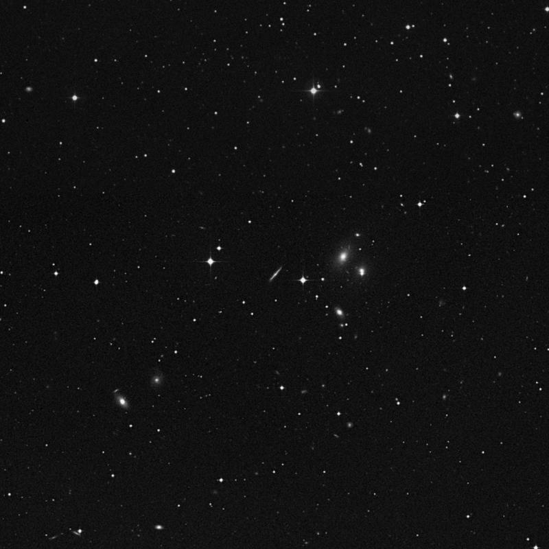 Image of IC 5359 - Spiral Galaxy star