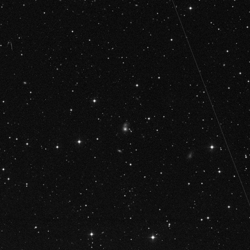 Image of IC 5378 NED02 - Spiral Galaxy in Pegasus star