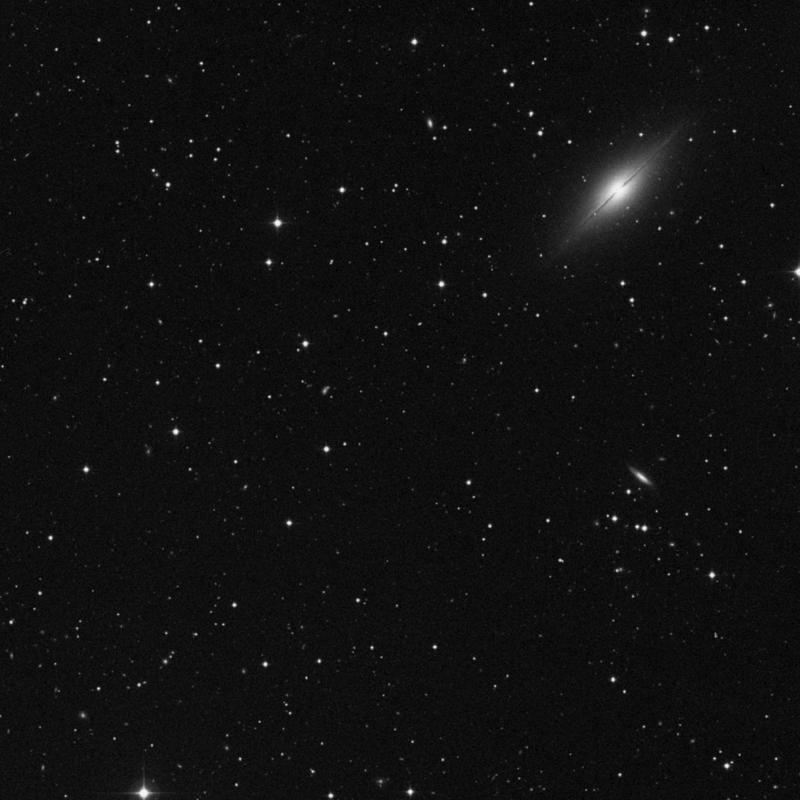 Image of IC 5383 - Other Classification in Pegasus star
