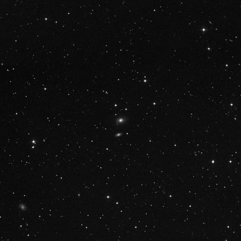 Image of NGC 1 - Spiral Galaxy in Pegasus star