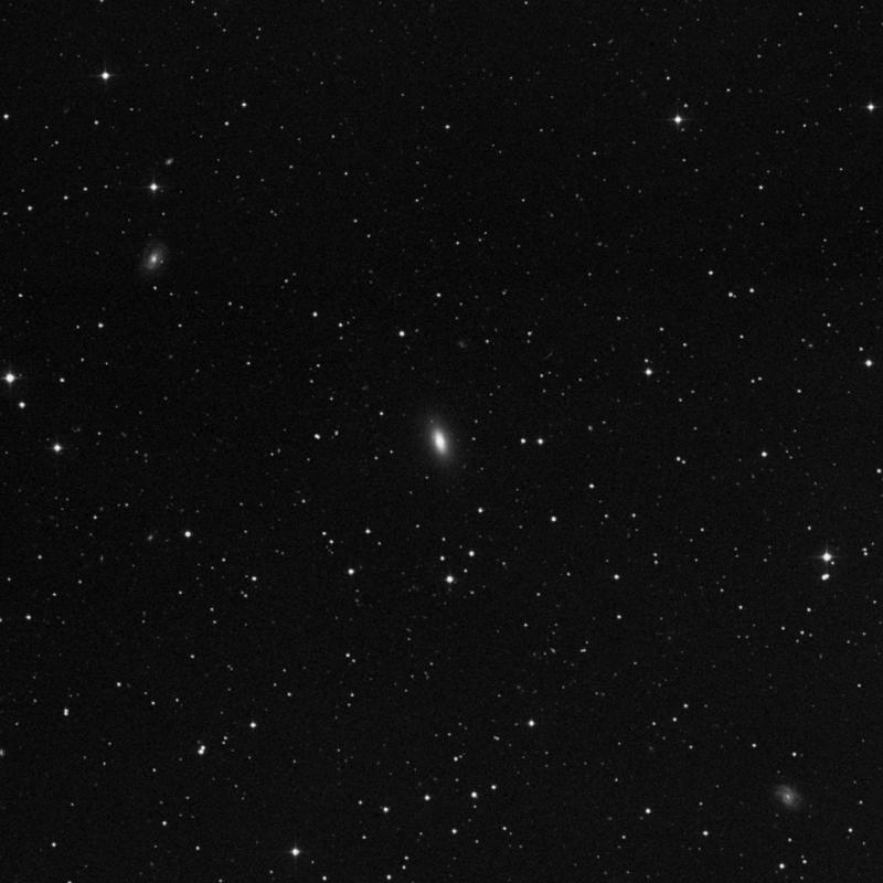 Image of NGC 16 - Elliptical/Spiral Galaxy in Pegasus star
