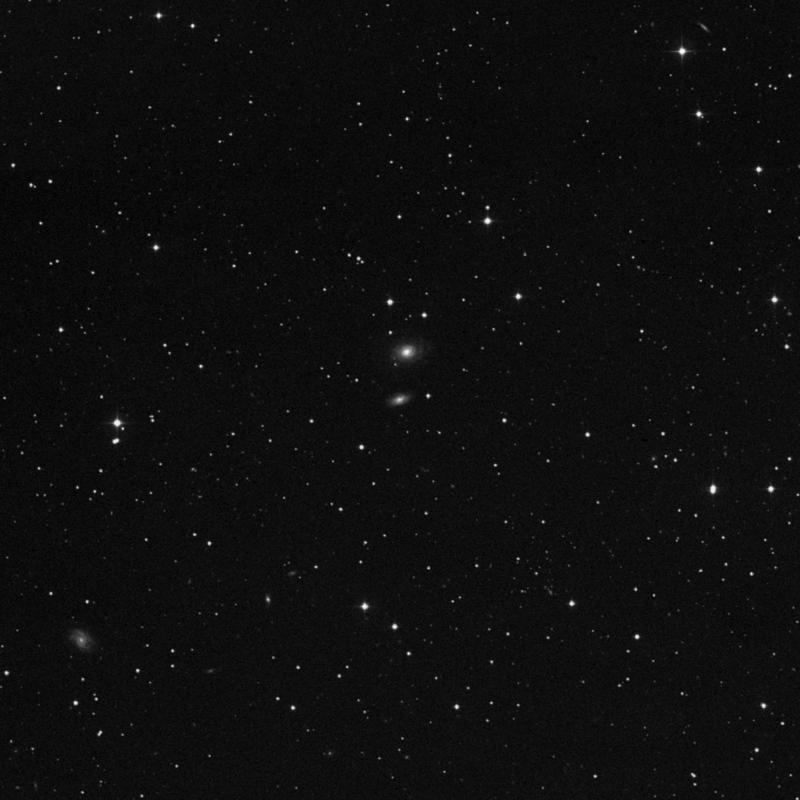 Image of NGC 2 - Spiral Galaxy in Pegasus star