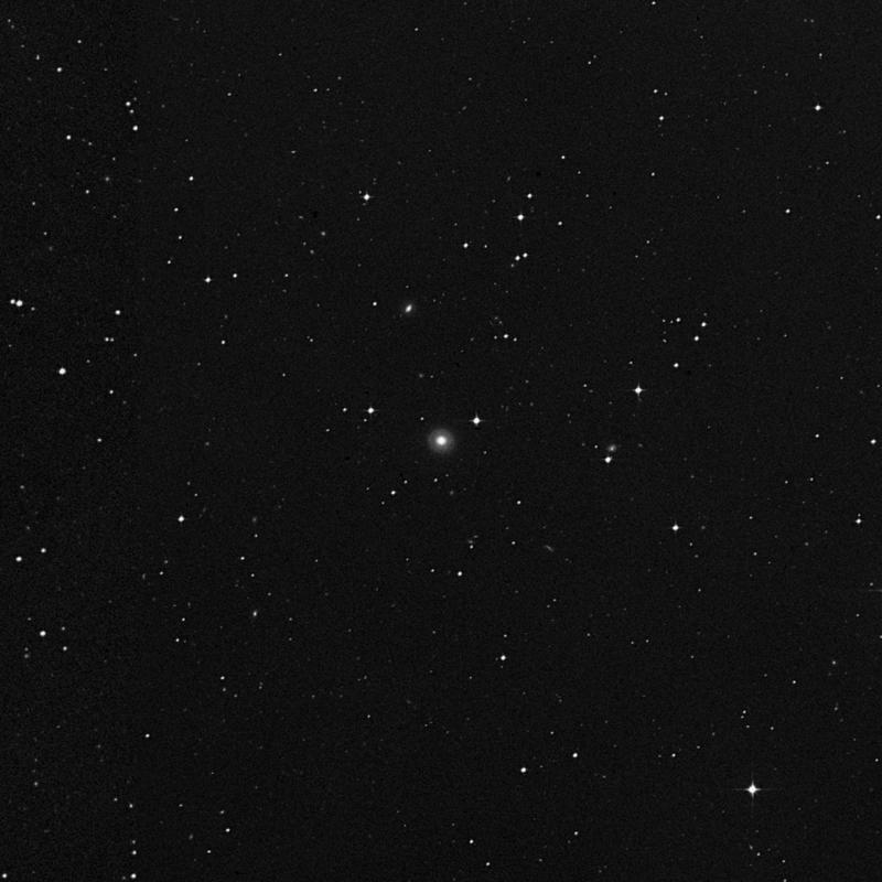 Image of NGC 38 - Spiral Galaxy star