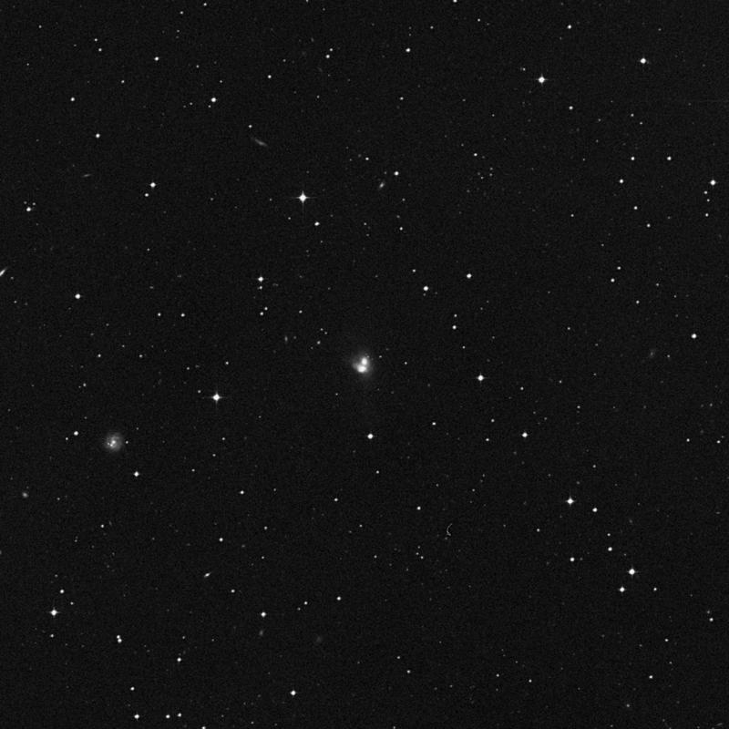 Image of NGC 61B - Lenticular Galaxy in Pisces star