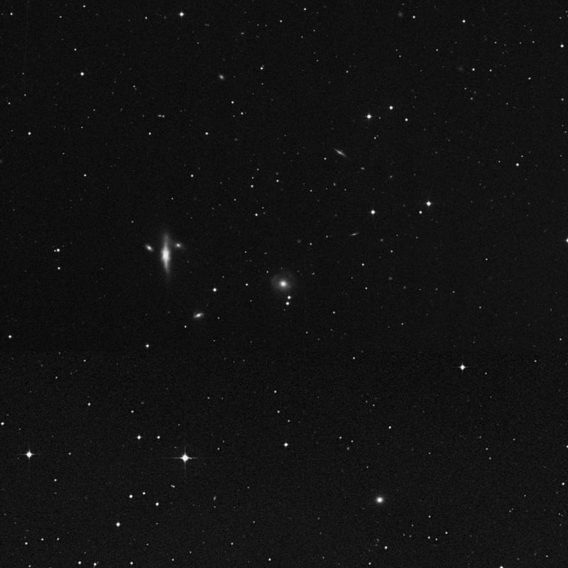 Image of NGC 125 - Lenticular Galaxy star