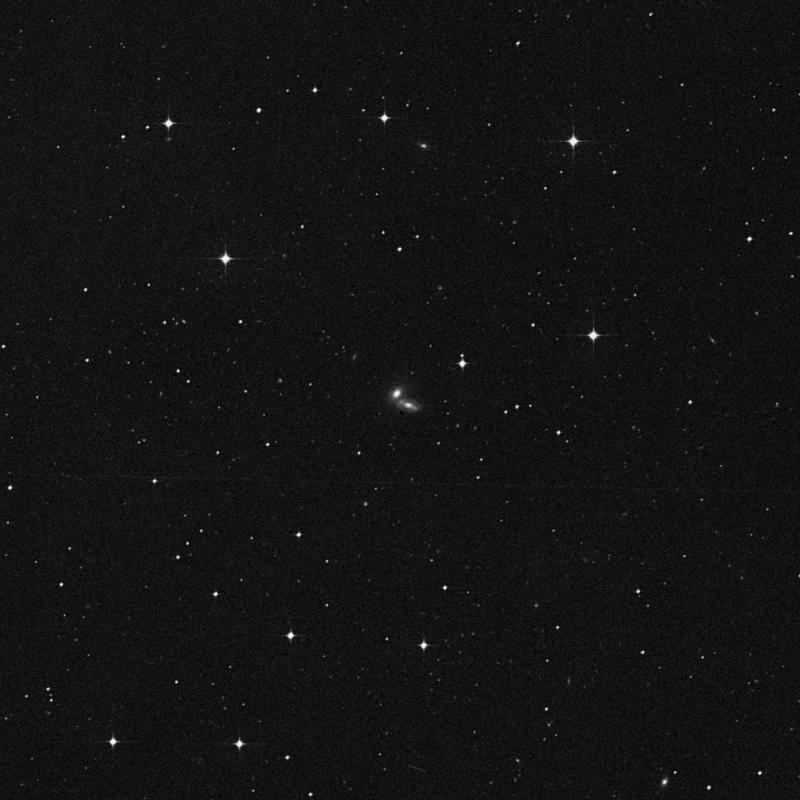 Image of NGC 78 - Galaxy Pair star