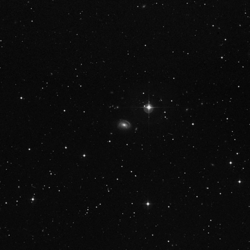 Image of NGC 182 - Intermediate Spiral Galaxy in Pisces star