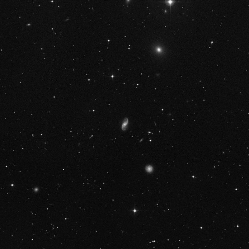 Image of NGC 200 - Spiral Galaxy star