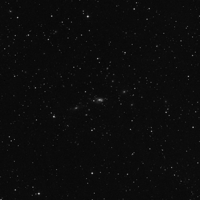 Image of NGC 280 - Intermediate Spiral Galaxy star