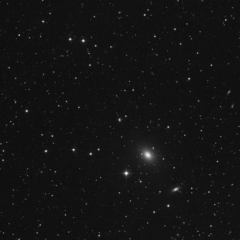 Image of NGC 318 - Lenticular Galaxy star