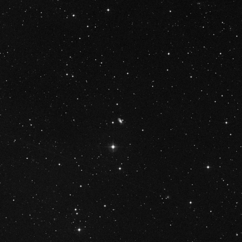 Image of NGC 354 - Barred Spiral Galaxy star