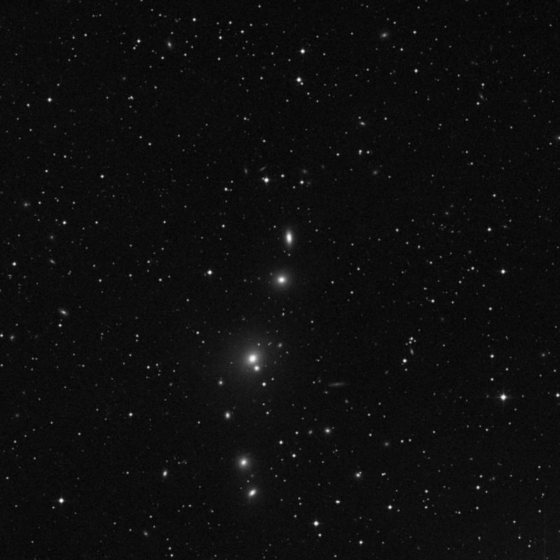 Image of NGC 380 - Elliptical Galaxy in Pisces star