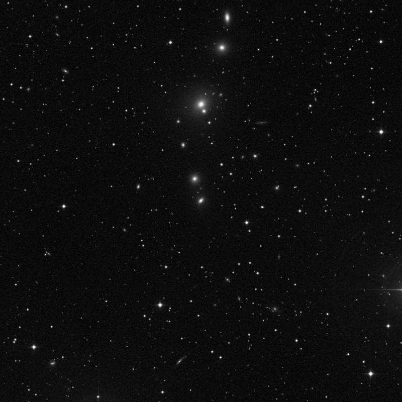 Image of NGC 384 - Elliptical Galaxy in Pisces star