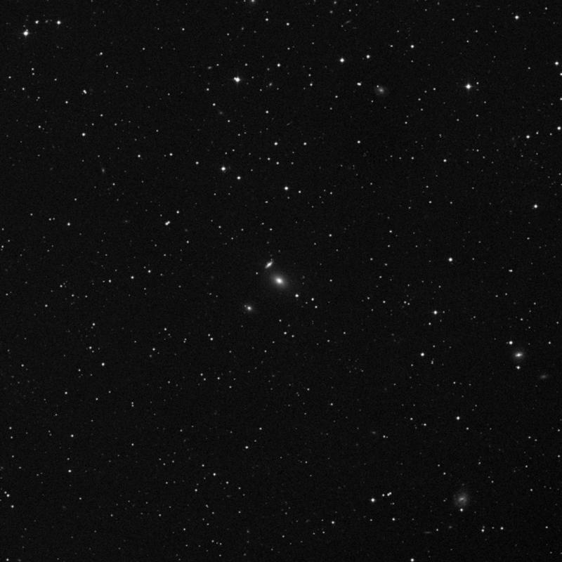Image of NGC 392 - Elliptical/Spiral Galaxy in Pisces star
