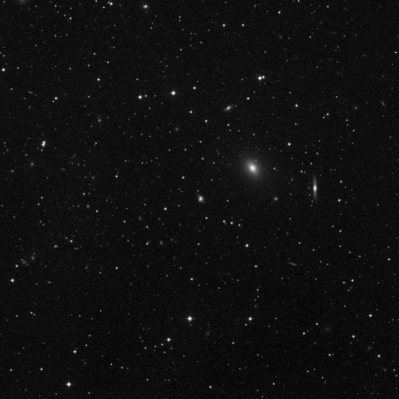 Image of NGC 414 - Galaxy Pair in Pisces star