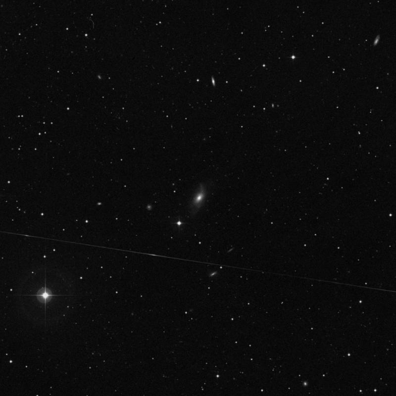 Image of NGC 455 - Lenticular Galaxy in Pisces star