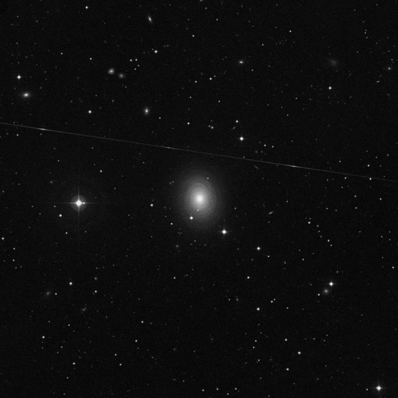 Image of NGC 488 - Spiral Galaxy star