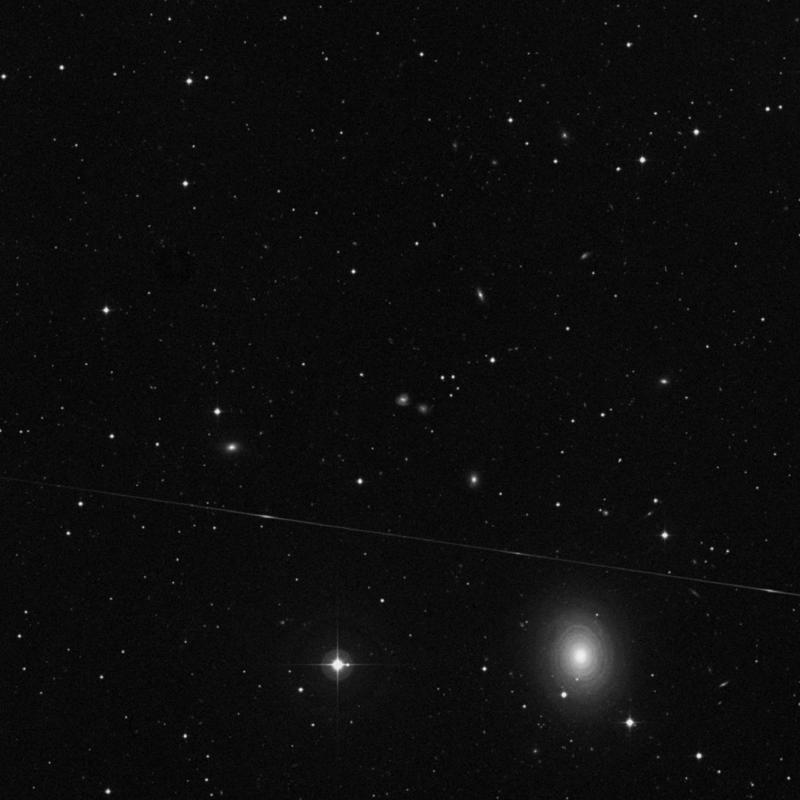 Image of NGC 492 - Intermediate Spiral Galaxy star