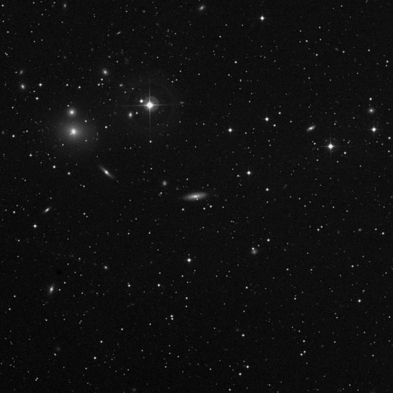 Image of NGC 494 - Spiral Galaxy star