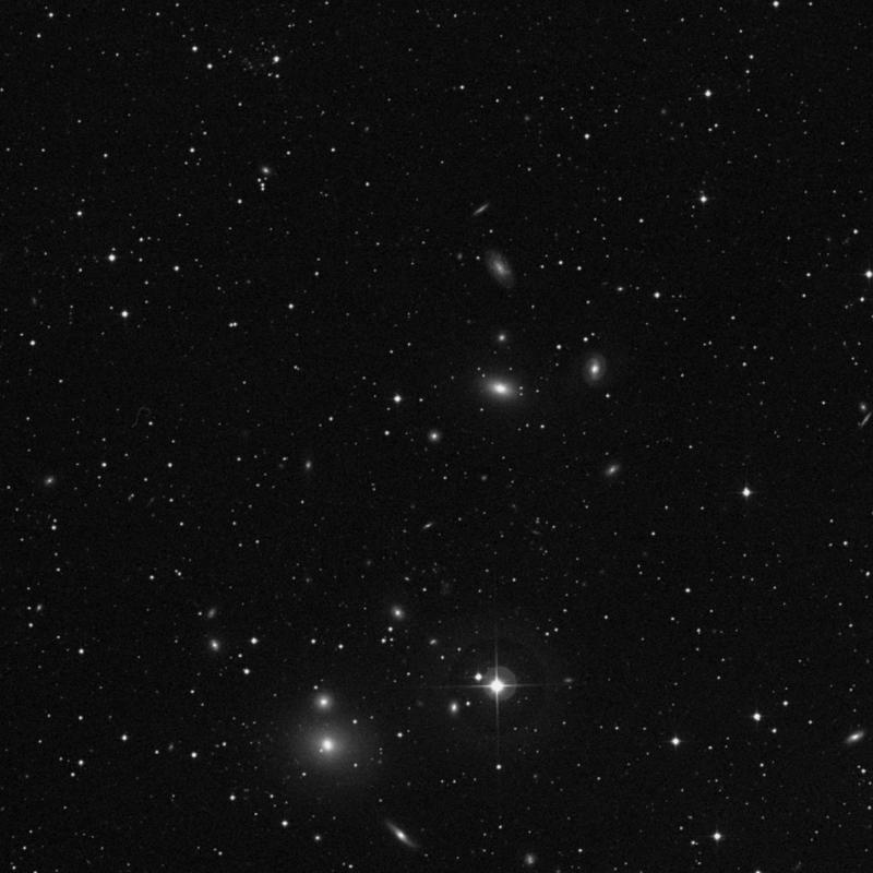 Image of NGC 501 - Elliptical Galaxy in Pisces star